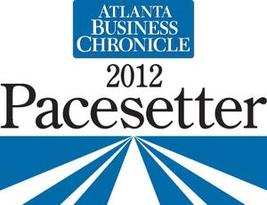 Atlanta Business Chronicle 2012 Pacesetter