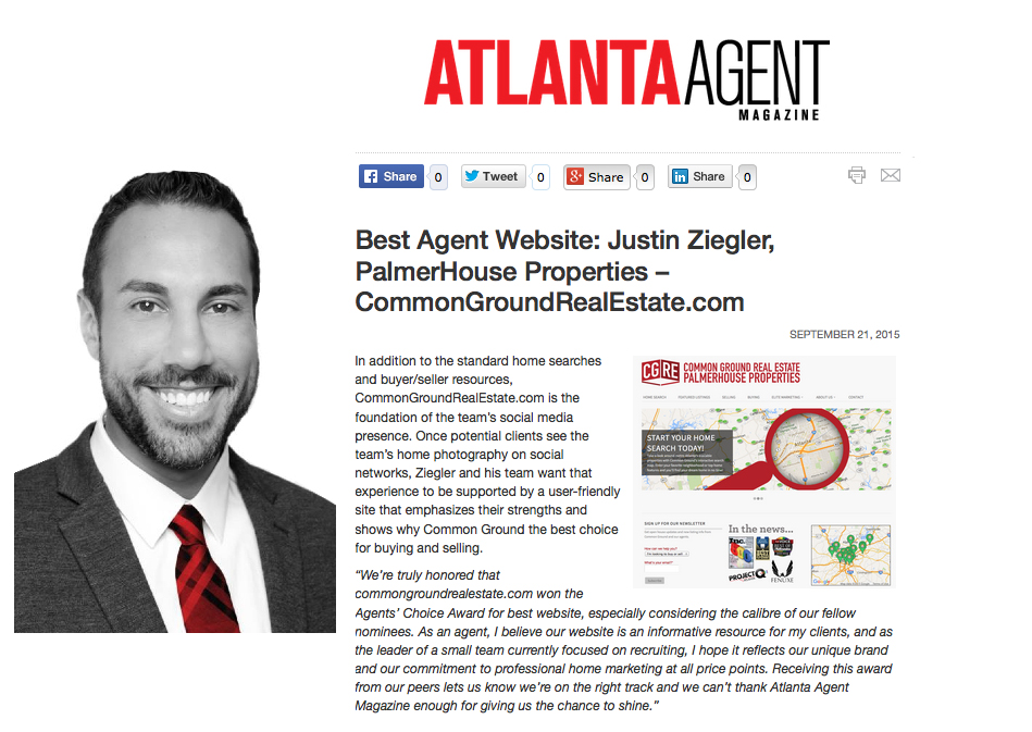 Best Agent Website