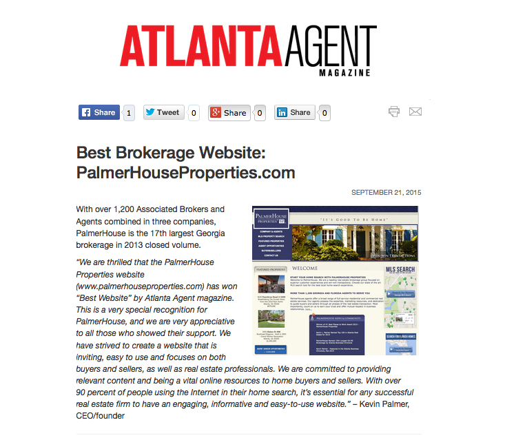 Best Brokerage Website