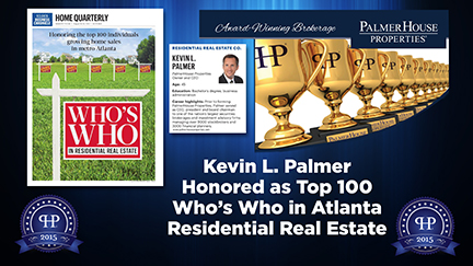 Kevin Palmer Top 100 PalmerHouse Awards