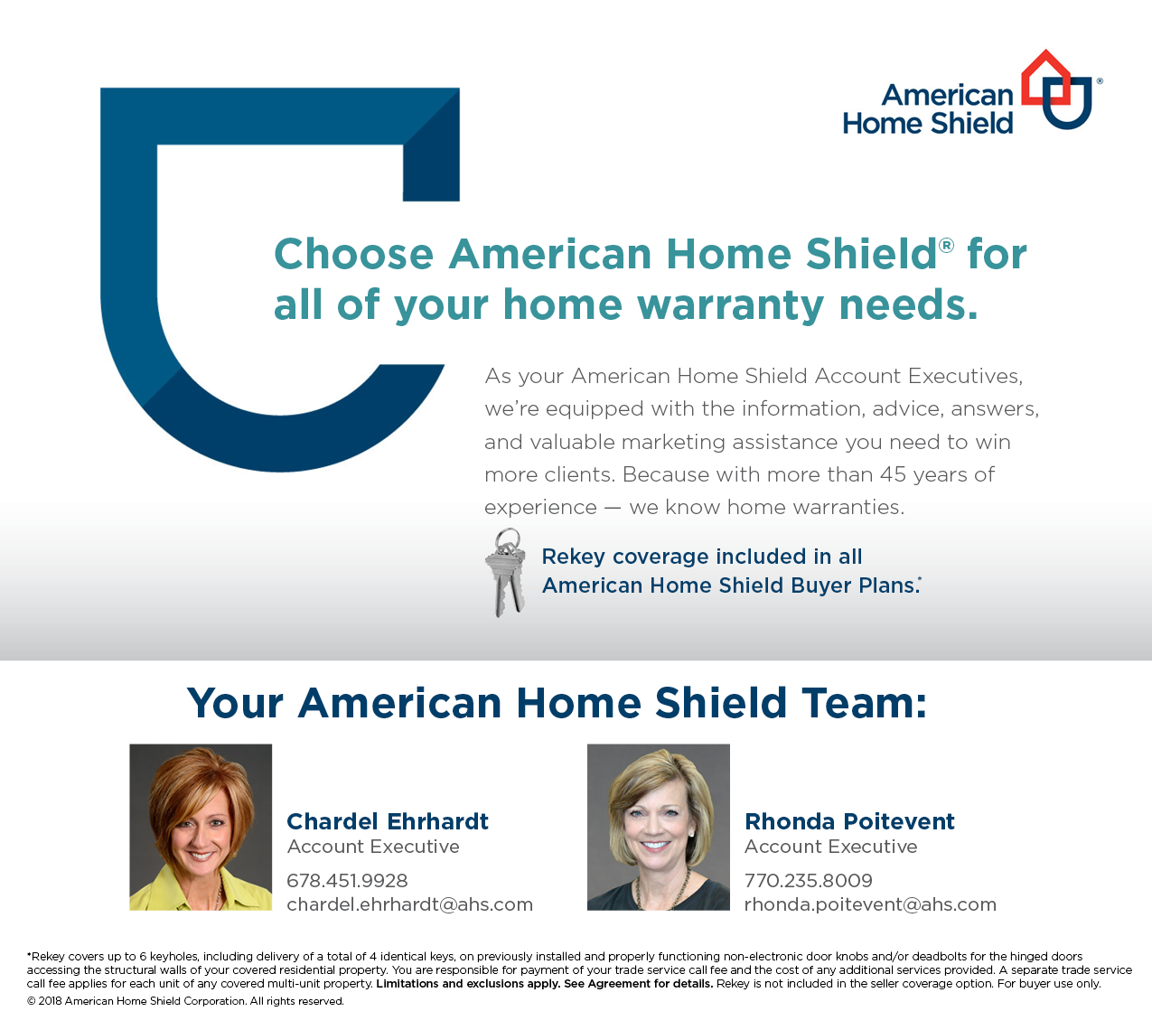 American Home Shield Palmerhouse Properties